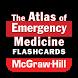 The Atlas of Emergency Medicine Flashcards by Usatine Media LLC