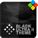 Black Ultra II Theme by UrbiNero