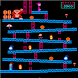 Monkey Kong arcade Classic by Arkan
