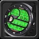 F04 WatchFace for Android Wear Smart Watch by Smartwatch Bureaux