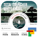 WHITE total launcher theme by crayon.dev