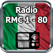 Radio RMC 1 - 80 Italia Online Gratis by appfenix