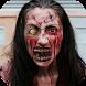 Zombie Face Makeup Prank Photo Maker