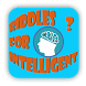 Riddles for intelligent by YuDev