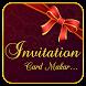 Invitation Card Maker by RIMAN VEKARIYA