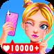 Selfie Queen Social Superstar: Girls Beauty Games by Cool Tweens