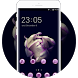 Flower Petal Purple Theme for Gionee A1 Wallpaper by Mobo Theme Apps Team