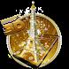 3D Diamond Eiffel Tower Theme