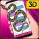 Snake On Screen Scary Joke by Elixir Studios