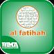 Surat Al Fatihah Arab Latin by BimaDev