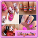 DIY Nail Art Design Ideas by Dirgenius