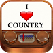 Country Music Radio by Your Favorite Apps
