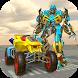 ATV Quad Bike Robot: Robot Transformation Game by White Sand - 3D Games Studio