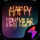 Happy New Year 2018 - ZERO Launcher by morespeedgoteam