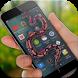 Snake On Screen by pixel trust