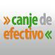 Canje de efectivo by Banco de México