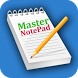 Master Notepad Pocket Notebook by Orchid Tech Lab