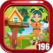 Scout Girl Rescue Game Kavi - 196 by Kavi Games