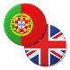 Portuguese English Dictionary by Rudy Huang