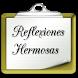 frases de reflexion y pensamientos hermosas frases by eigna apps