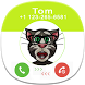 Call from Talking Tom 2 by Outfitips