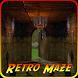Retro Maze - Can you escape?