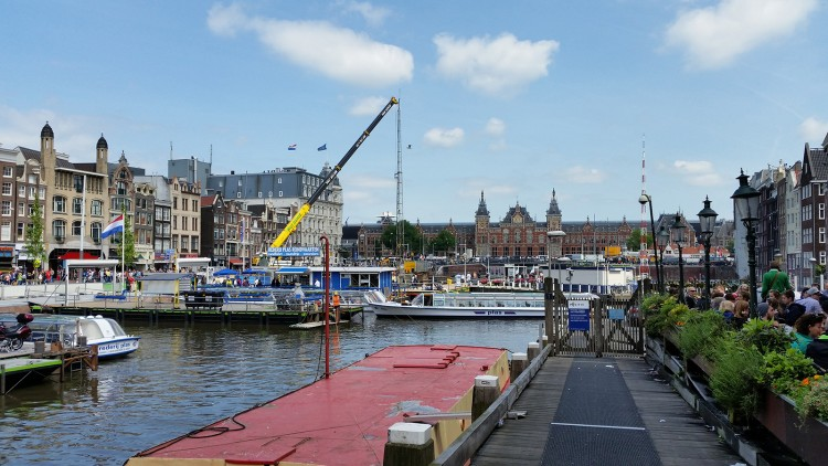 Must Have Android Apps for Your Trip to Amsterdam