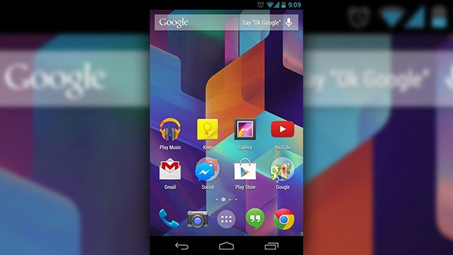 Download the Android 4.4 Kitkat Launcher, Camera APK, Wallpapers and More...