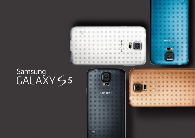 Samsung Dissapoints With The Unvealing Of The Galaxy S5