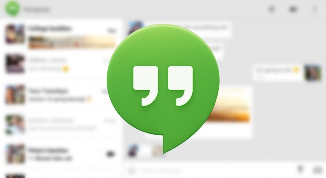 Google Hangouts Updated to 2.1, Merged Conversations, Simplified Contacts - APK Download