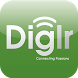 Diglr, Nearby Interests & Chat by Diglr Inc.