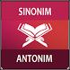 Sinonim Antonim Kata by Solusi Ilmu