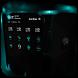 Next Launcher Skin CrystalCyan by Apk Creative