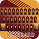 Fans AS Roma Keyboard Theme by Lubomi