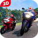 Highway Moto Traffic Rider 3D by Zing Mine Games Production