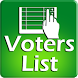Voters List 2017 by Times Hunt