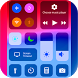 Control Panel Phone X - Control Center IOS 11 by Jawal Shop