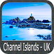 Channel Islands(UK) gps nautical charts by FLYTOMAP INC
