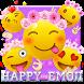 happy emoji by Hello Keyboard Theme