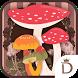 Kawaii Widget Cute Mushroom by SAICRAFT,Inc.