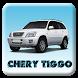Repair Chery Tiggo by SVAndroidApps