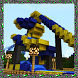 Map Thorpe Park for Minecraft by marter