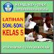 Soal Kelas 5 SD 2018 by Solusi Ilmu