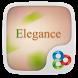 Elegance GO Launcher Theme by Freedom Design