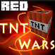 Red TNT map for minecraft