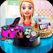 Princess Makeup Cake Maker by KAF Enterprises