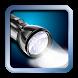 Super bright LED flashlight by Jonathan F