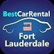 Fort Lauderdale Car Rental, US by Waterly Edellean Studio