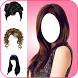 Girls Hairstyle Change Camera Editor by Best Photo Video Apps