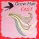 Grow Hair Fast by nanzydesign
